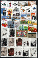 CHINA: Lot Of Modern Stamps, Very Thematic And Of Excellent Quality! - 1949 - ... People's Republic
