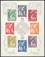 PORTUGUESE COLONIES: Yvert 1, 1951 Holy Week, MNH, VF Quality! - Colonies & Territories – Unclassified