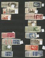 FRANCE: Stock Of Good Used Stamps In Stockbook, The General Quality Is Fine To Very Fine, Good Opportunity! IMPORTANT: P - France