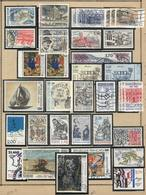 FRANCE: Collection In Album (circa 1959 To 1990), With Mint (many Are MNH) Or Used Stamps, Fine General Quality (some Wi - Unclassified