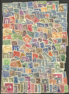 HONDURAS: Envelope With Large Number (MANY HUNDREDS) Of Stamps Of All Periods, Fine To Very Fine General Quality. Good O - Honduras