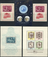 HUNGARY: Lot Of Good Souvenir Sheets, Almost All Unmounted And Of Excellent Quality. Yvert Catalog Value Over Euros 360  - Hungary