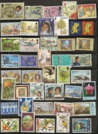 Jersey Collection With Many Topical Stamps - Stamps