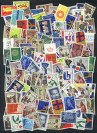LIECHTENSTEIN: Lot Of Modern Stamps, Unmounted And Of Excellent Quality, Face Value SF.272, Good Opportunity At A Low St - Liechtenstein