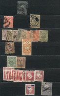 PERU: Stockbook With Several Hundreds Old Stamps Of All Periods, Most Of Fine To VF Quality, Low Start! - Peru