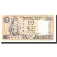 Billet, Chypre, 1 Pound, 1997, 1997-10-01, KM:60a, SUP+ - Zypern