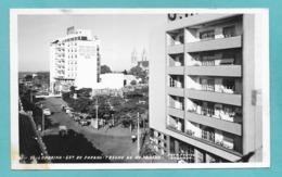 LONDRINA EST. DO PARANA' TRECHO DA AV. PARANA' 1959 - Brasile