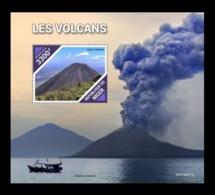 Niger 2019 Mih. 6621 (Bl.1021) Volcanoes MNH ** - Niger (1960-...)