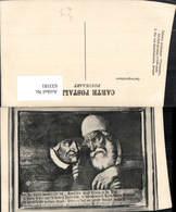 633181,Künstler Ak Männer Text Vlissinghe Brugge Belgien - Ohne Zuordnung