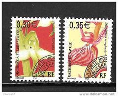 France: Préoblitérés Série De 2003 N°246/247 ** (sous Faciale) - Préoblitérés