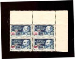 Afrique Equatoriale Française Libre. 10 Timbres N° 140 De 1940. Etat Moyen. Traces De Rousseur. Surcharge. 1Fr Sur 65 Ct - A.E.F. (1936-1958)