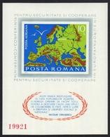 Rumänien 1975 - Mi-Nr. Block 125 ** - MNH - Europa - KSZE - 1948-.... Republiken