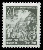 DDR 1953 Nr 370XI Postfrisch X89637E - [6] Oost-Duitsland