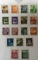 POLAND - M/U -  1940-1941 - # N56/72 - 1939-44: 2. WK