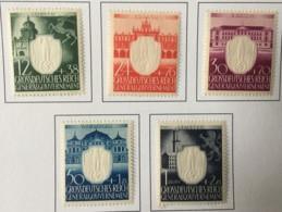 POLAND - MH* -  1943 - # NB28/32 - 1939-44: 2. WK