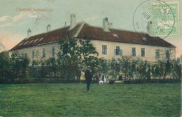 Udvözlet (Hongrie) Sajtos Kalrol - Circulée 1909 De Sautoskal - Hongrie