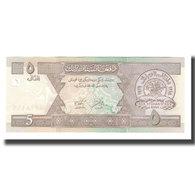 Billet, Afghanistan, 5 Afghanis, 2002, KM:66a, NEUF - Afghanistan