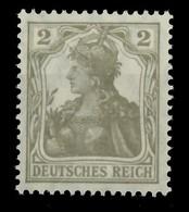 DEUTSCHES REICH 1900 18 GERMANIA Nr 102 Postfrisch X8CCA9A - Ungebraucht