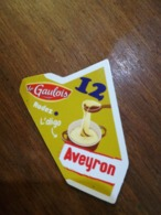 Magnet Le Gaulois Nouveau Département 12 AVEYRON RODEZ L Aligo - Magnets