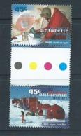 Australian Antarctic Territory 1997 ANARE Research 45c Gutter Pair MNH - Unused Stamps