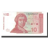 Billet, Croatie, 10 Dinara, 1991, 1991-10-08, KM:18a, NEUF - Kroatië