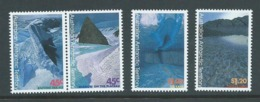 Australian Antarctic Territory 1996 Landforms Set Of 4 MNH - Unused Stamps