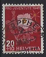 Switzerland 1945 Pro Juventute (o)  Mi.467 - Pro Juventute