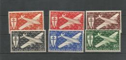 1/6  SERIE DE LONDRES  Luxe Sans Charnières (clascamerou9B) - Indien (1892-1954)