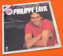 Vinyle 33 Tours Philippe Lavil 6.33 (1982) - Vinyl-Schallplatten