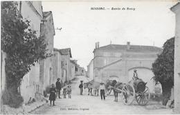 Carte Postale - ROISSAC (16) - Entrée Du Bourg - Charente-Champagne - - Francia