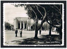 MARSALA - PIAZZA DE LA VITTORAIA - OLD CINE IMPERIO CINEMA ANCIENNE - SICILIA - ITALIA ITALY - Marsala