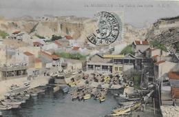 13)  MARSEILLE  - Le Vallon Des Auffes - Endoume, Roucas, Corniche, Beaches