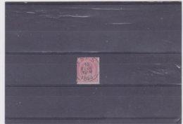 Belgie Nr 46 Est 5 - 1884-1891 Leopoldo II