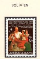 YEAR INTERN. OF CHILD - BOLIVIA - Mi. Nr.  943 - NH - (6532-10.) - Bolivia
