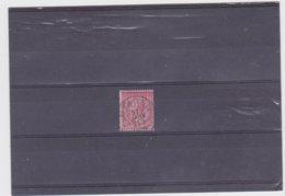 Belgie Nr 46 Staden - 1884-1891 Leopoldo II