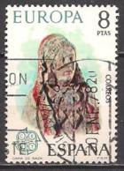 Spanien (1974)  Mi.Nr.  2073  Gest. / Used  (1fh44)  EUROPA - 1931-Heute: 2. Rep. - ... Juan Carlos I
