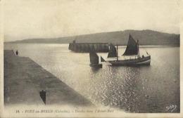 9700 CPA Port En Bessin - Dundee Dans L'avant Port - Port-en-Bessin-Huppain