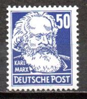 DDR 1952 Mi. 337 ** Persönlichkeiten Postfrisch (9633) - DDR