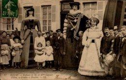 59-DOUAI...ENFANTS DE Mr ET Mme GAYANT....CPA ANIMEE - Douai