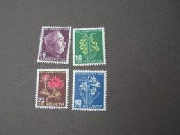 Schmeterlinge , Pro Juventute 1948  514-517  ** MNH  €  6,00 - Suisse