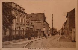 Deux Acren (Lessen) Rue De La Gare 193? Rare - Lessines