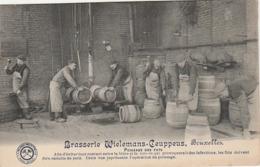 Brussel, Brasserie Wielemans, Brouwerij - Petits Métiers