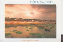 CLEDEN-CAP-SIZUN : L'étang De Laoual - Cléden-Cap-Sizun