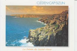 CLEDEN-CAP-SIZUN : La Point De Castel-Meur - Cléden-Cap-Sizun