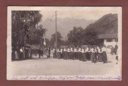 Österreich - Foto, Stempel SCHRUNS - Prozession - Schruns