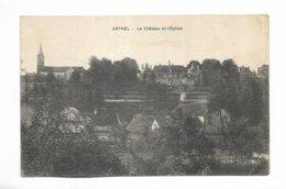 58 - ARTHEL - Le Château Et L' église - France