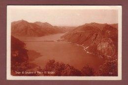 Ticino - Lago Di Lugano Et PONTE DI MELIDE - TI Tessin