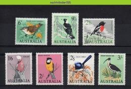 Mge032 FAUNA VOGELS IBIS ROZE KAKATOE COCKATOO BIRDS VÖGEL AVES OISEAUX AUSTRALIA 1964 PF/MNH # - Konvolute & Serien