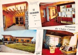 Le VALDAHON - Menuiserie Des Chalets Comtois - France