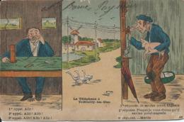 Thèmes > Humour Le Telephone à Trifouilly Les Oies - Humor